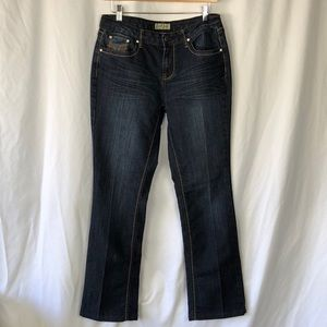 Earl Jeans Boot Cut Blue Jeans